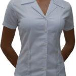 Camisa Feminina com botões
